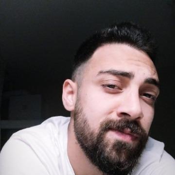 Batuhan Albay, 26, Adana, Turkey