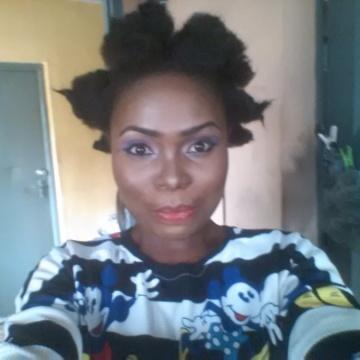 blessing, 31, Lagos, Nigeria