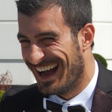 Murat Budak, 37, Ankara, Turkey