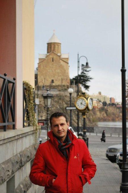 Paul Ericc, 35, Baku, Azerbaijan