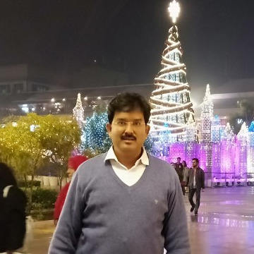 Himanshu Gupta, 45, Bangalore, India