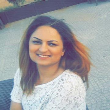 Nassima Ouzrar, 29, Fes, Morocco
