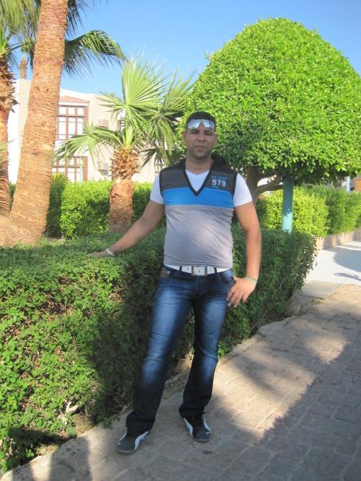 Shehata Mosa, 31, Cairo, Egypt