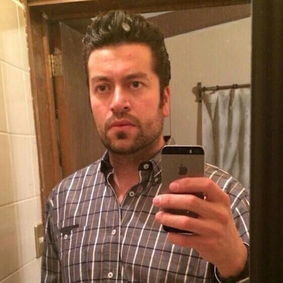 Rodrigo Lara Posada, 36, Mexico City, Mexico