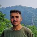 Ghani, 23, Qingdao, China