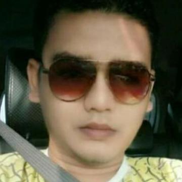 Heri Budiono, 29, Yogyakarta, Indonesia