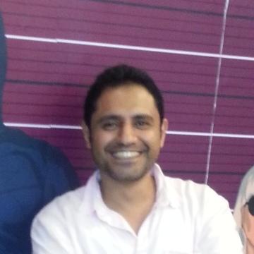 Amr Zakaria, 38, Alexandria, Egypt