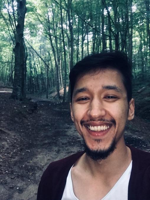 Mohammed Babba, 25, Istanbul, Turkey
