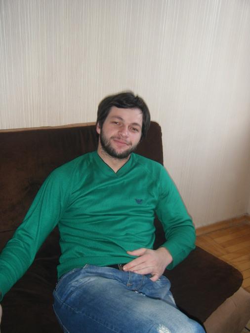 bacho, 32, Tbilisi, Georgia