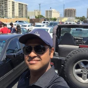 Sambit Das, 33, Mahwah, United States