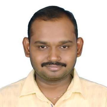 Saravanakumar Karunanithi, 37, Tiruchchirappalli, India