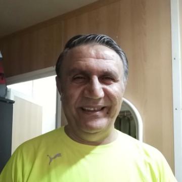 Akın Öztürk, 50, Tbilisi, Georgia