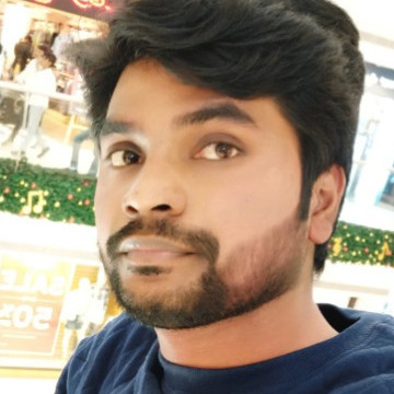 KG Raghavendra, 30, Bangalore, India