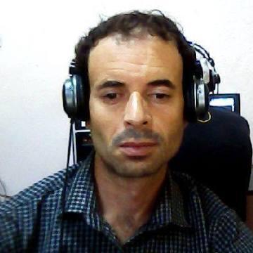 Ahmed May, 39, Tunis, Tunisia