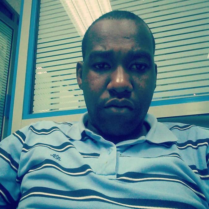 Patrick, 29, Nairobi, Kenya