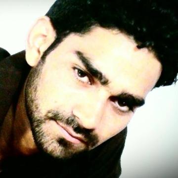 Malik, 29, Fujairah, United Arab Emirates