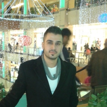 mido, 33, Istanbul, Turkey