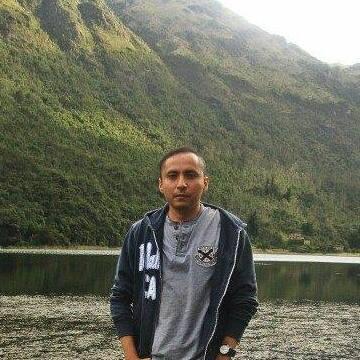 Ronny Solis, 37, Guayaquil, Ecuador