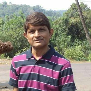 Mahesh, 51, Mumbai, India