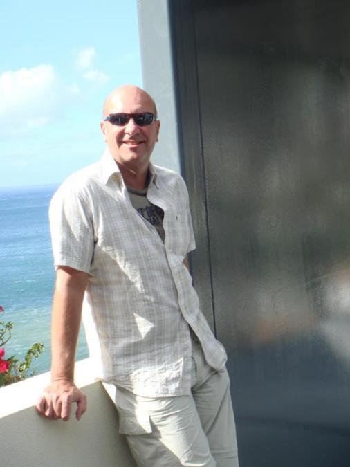 Solomon Kara, 55, San Francisco, United States