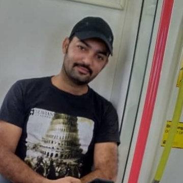 Bali Khan, 29, Petaling Jaya, Malaysia
