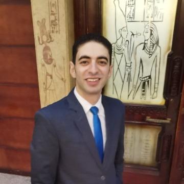 Mahmoud Barakat, 27, Cairo, Egypt