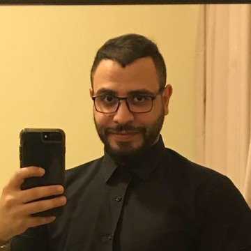 Luai Sraireh, 29, Abu Dhabi, United Arab Emirates