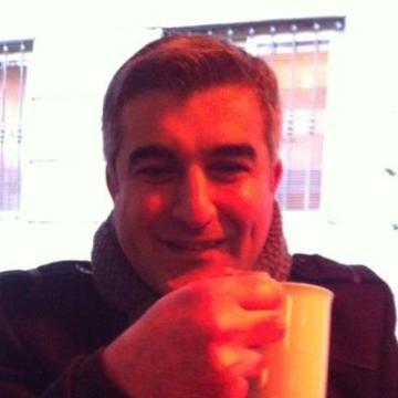 dinçer, 46, Istanbul, Turkey