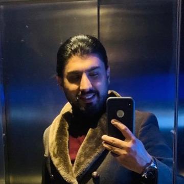 Mustafa Yıldırım, 31, Ankara, Turkey