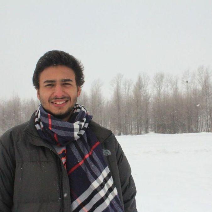 Mohamed Hesham, 28, Cairo, Egypt