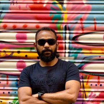 Sarvan, 35, Chennai, India