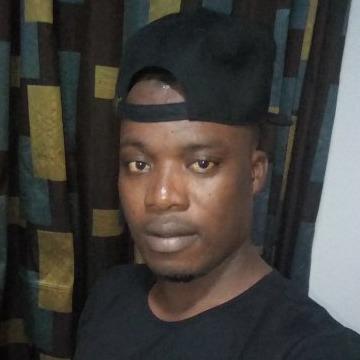Ibrahima, 33, Dakar, Senegal