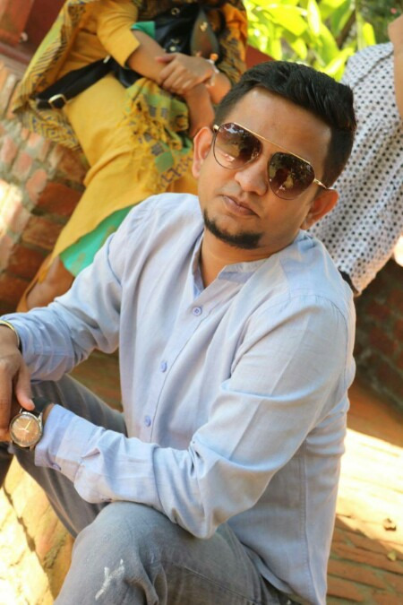 Kazi Tanveer, 29, Dhaka, Bangladesh