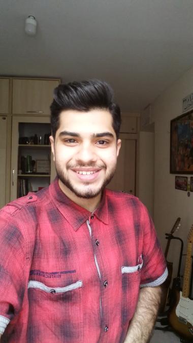 Mehrdad, 24, Muscat, Oman