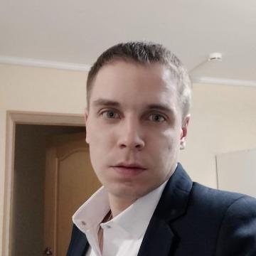 Denis Semenov, 31, Yaroslavl, Russian Federation