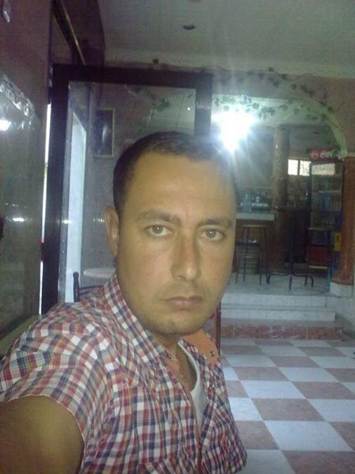 Djamel Aissaoui, 35,