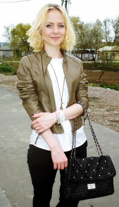 Ann Melnyk, 30,