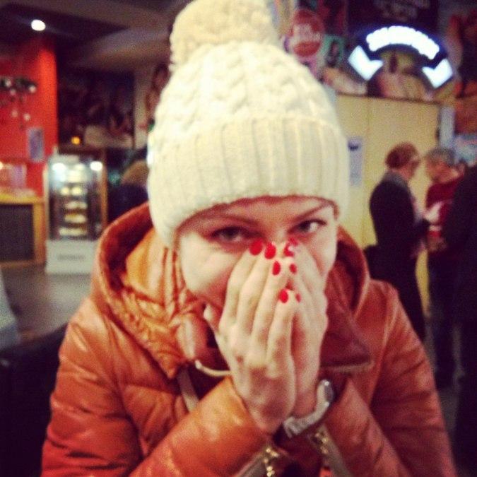Ann Melnyk, 28,