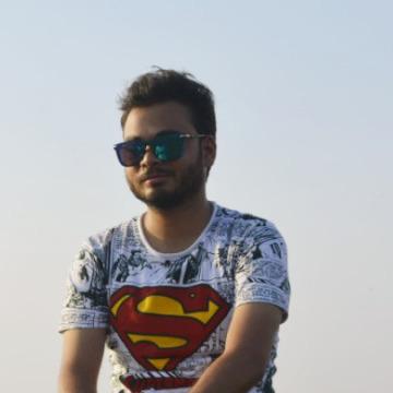 Bhoopesh Dewangan, 27, Hyderabad, India