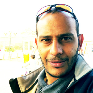 Mohamed Adel, 40, Cairo, Egypt