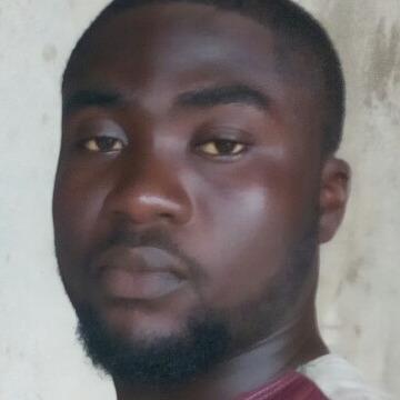 Jude Ekow Annan, 21,