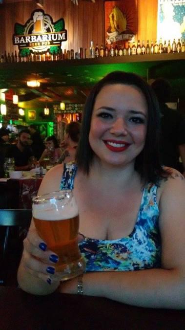 Adriana de Campos Souza, 35, Curitiba, Brazil