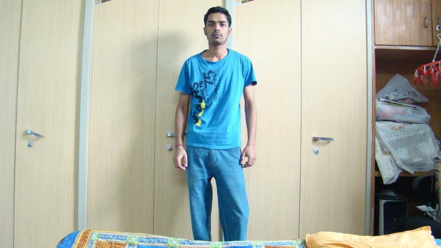 Umesh Khokhar, 33, New Delhi, India