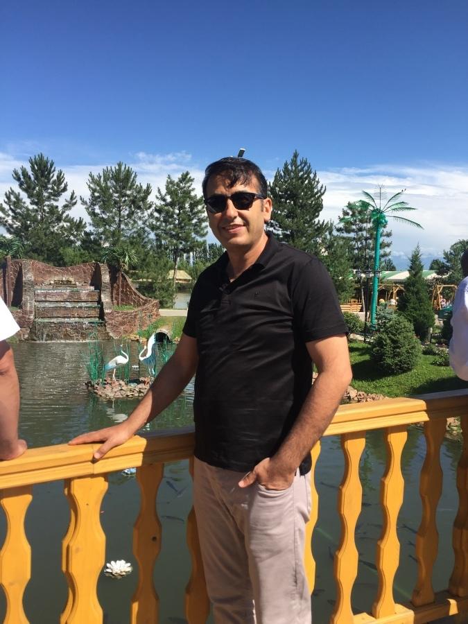 İsmail, 42, Bishkek, Kyrgyzstan