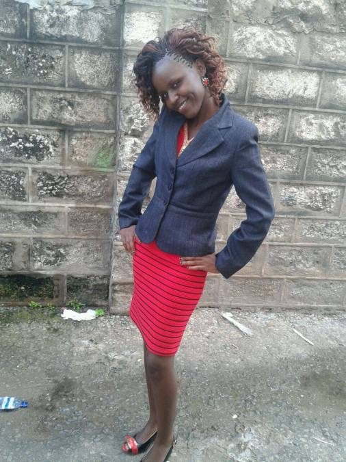 PRISCAH, 33, Mombassa, Kenya