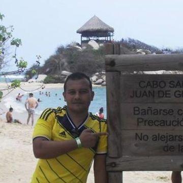 Angel Perez, 38, Barranquilla, Colombia