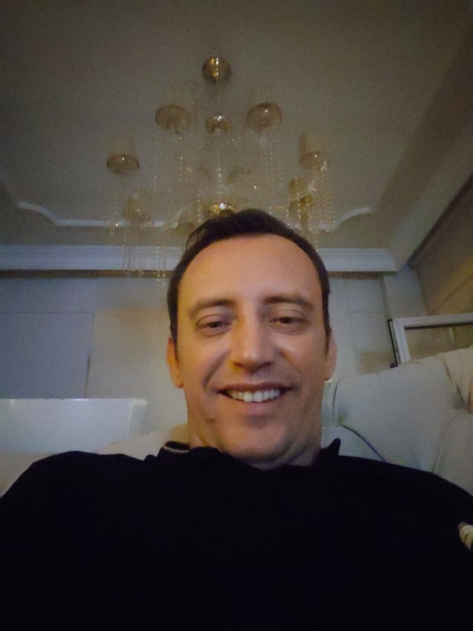 Murat, 39, Izmit, Turkey
