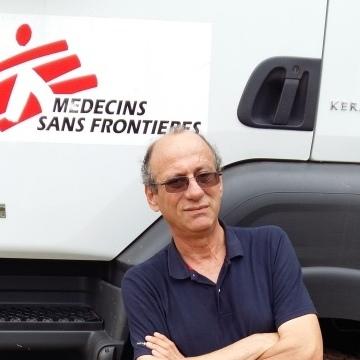 Issam El Amri, 58, Sousse, Tunisia