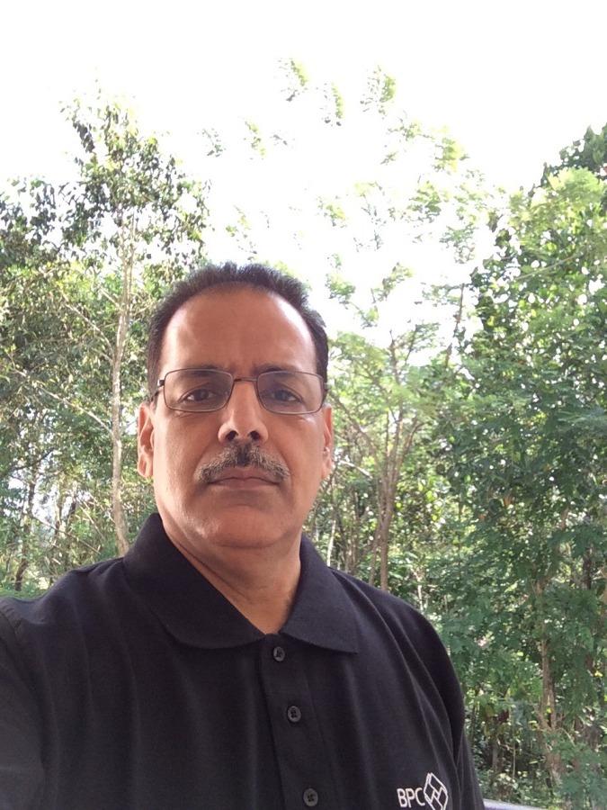 Divakaran, 64, Pune, India