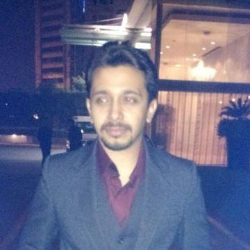 Saurabh Singh, 35, Ni Dilli, India
